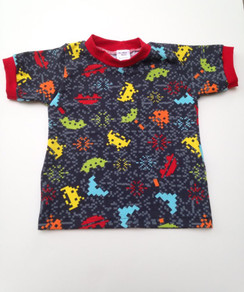 Space invader - avil in size 12-18 months