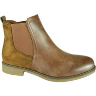 Blithe Camel Chelsea Smart Ankle Shoes