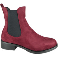 Fair Wine Chelsea Ankle Boots
