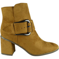 Stella Camel High heel Fashion Shoes