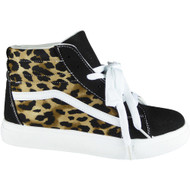 Jesica Leopard Gym Sports Shoes