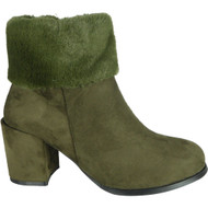 Corinne Green High Heel Casual Shoes