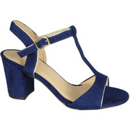 Conny Blue Party Casual Summer Sandals