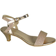 Danny Champagne Wedding Bridal Party Sandals
