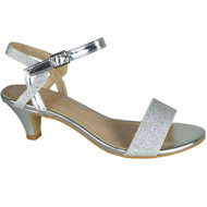 Danny Silver Wedding Bridal Party Sandals