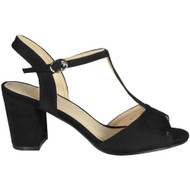 Denise Black High Heel Party Sandals