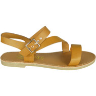 Laurene Camel Summer Comfy Sandals