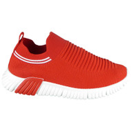 Letitia Red Fitness gym Sports Trainers