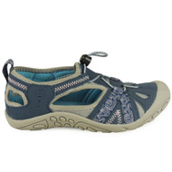 Belen Blue Comfy Trainer Jogging shoes