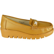 Makanzie Camel Lightweight Loafer Work shoes