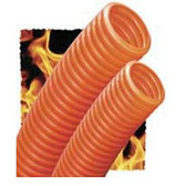 "Innerduct Riser 1"" Orange With Tape in   50', coiled in Box"