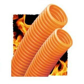 "Innerduct Plenum 1"" Orange With Tape On 100' coiled in Box"