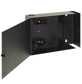 Fiber Enclosure, Wall Mount 2 panel capacity