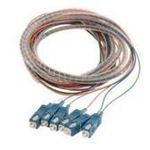 Fiber Pig-tail 6SC Ceramic SingleMode