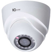 Full HD IP Dome Camera Outdoor 1.3MP 2.8mm Lens W/ IR & PoE