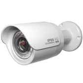 Full HD IP Bullet Camera With IR & POE Indoor/Outdoor 1.3MP