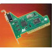 Serial PCI Single DB9 pin 16550,Support IRQ Sharing