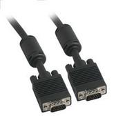 VGA Cable 100' HD15 M/M W/Ferrite (Premium)