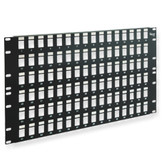 "Blank Patch Panel 96 Port 10.5"" (6U) High"
