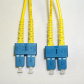 SC/SC SingleMode Duplex  5 Meter (16.4 feet) 9/125 PVC