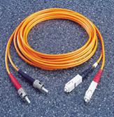 Fiber 50/125 SC/ST Multimode Duplex 3 Meter (9.84')