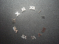 One Set Of Steel Silver Roman numeral Hour Markers Included 12 For Mens DateJust Watch Dial