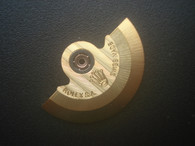 Golden Rotor #2 Marked Rolex Crown Logo Fit The ETA 2836 Or 2824 Or 2834 Movement For Mens Watch