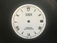 27mm White Dial Marked TUDOR Logo With Silver Roman Numerals And Sticks Fit ETA 2824 Movement For Mens Steel PRINCE DATE Watch