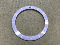 Bigger Pink Ceramic Bezel Insert With White Numbers For New Style Of ROLEX 116610 SUBMARINER Watch