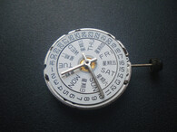 Chinese TianJin Sea Gull Silver Clone 2836 Watch Automatic Movement - Beautiful - Have Never Been Used Before