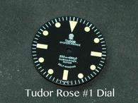Vintage Tudor Rose Submariner Milsub DG ETA MIYOTA Dial 29mm #1
