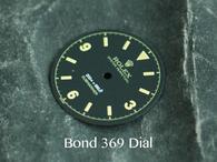 Vintage Explorer Submariner Milsub DG ETA MIYOTA 007 Bond Dial  Marked Rolex Symbol29mm #2