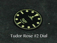 Vintage Tudor Rose Submariner Milsub DG ETA MIYOTA Dial 29mm #2