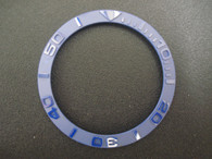 Thicker Blue Ceramic Bezel Insert For New Style Of Mens ROLEX GMT-MASTER Or YACHT-MASTER Watch Case
