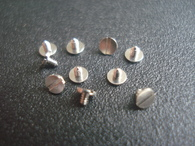 10 Small Stainless Steel Screws And 10 Longer Tabs For Mounting ETA 2836 Or 2824 Or 2671 Automatic Movement Spacer Ring