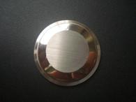 Steel Case Back For Vintage 36mm Rolex DateJust Or Explorer Oyster Watch Case