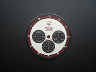 30mm Vintage Style of DAYTONA Dial  For Mens Watch Fit Chinese Automatic Movement