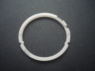 10 Pcs Plastic White Dial Spacer Rings For ETA 2836 Movement To Mount The  Rolex Day-Date Dial