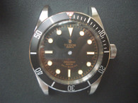 Tudor Heritage Black Bay 79220N Watch Set  With Black Bezel And Super Luminova Fit ETA 2824 Movement
