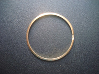 One Pc 28.0mm Solid Brass Movement Spacer Ring For Mounting ETA 2824 Inside The 34mm Tudor Watch Case