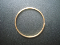 One Pc 28.2mm Solid Brass Movement Spacer Ring For Mounting ETA 2836 Inside The 36mm Rolex DateJust Watch Case