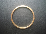 One Pc 29.2mm Solid Brass Movement Spacer Ring For Mounting ETA 2836 Inside The 40mm Rolex Submariner Watch Case