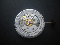 Chinese TianJin Sea Gull Silver Clone 2824 Watch Automatic Movement - Beautiful - Have Never Been Used Before
