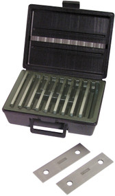 """Fowler - 10 PC. 1/8"""" Parallel Set ( Heights matched within ±0.001"""" each pair) 52-437-000-0 **Tool-A-Thon pricing valid till 8/31/20**"""