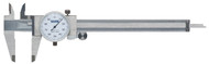 """Fowler - 0-6"""" Whiteface Dial Caliper 52-008-007-0 **Tool-A-Thon pricing valid till 8/31/20**"""