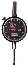 """Fowler - 1"""" Blackface Premium Dial Indicator with Certificate of Calibration 52-520-110-1 **Tool-A-Thon pricing valid till 8/31/20**"""