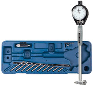 """Fowler - 2"""" - 6"""" Dial Bore Gage Set with Carbide Anvils 52-646-300-0 **Tool-A-Thon pricing valid till 8/31/20**"""