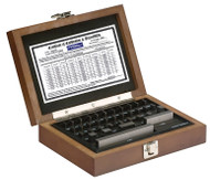 Fowler - 36 Piece Economy Rectangular Gage Block Set w Certificate 53-672-036-0 **Tool-A-Thon pricing valid till 8/31/20**