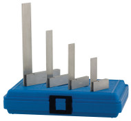 """Fowler - Machine Square Set 2"""", 3"""", 4"""" and 6"""" Hardened Steel 52-432-246-0 **Tool-A-Thon pricing valid till 8/31/20!**"""