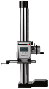 """Fowler - 24.4""""/620mm Mini-Vertical Electronic Height Gage with cast iron base 54-180-224-0"""